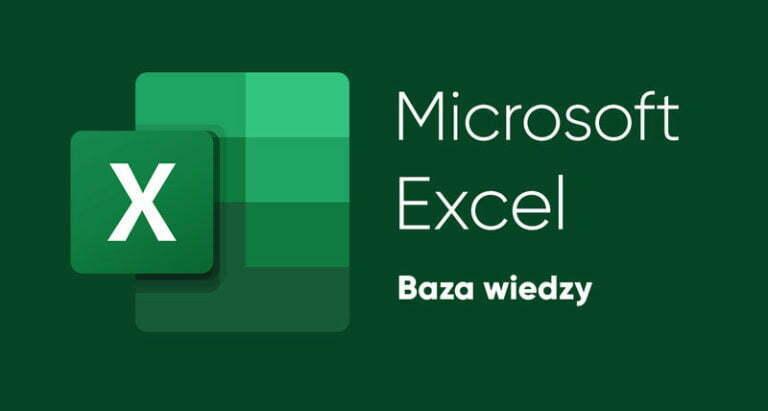 Excel baza wiedzy