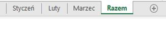 Ochrona arkusza i skoroszytu w Excelu